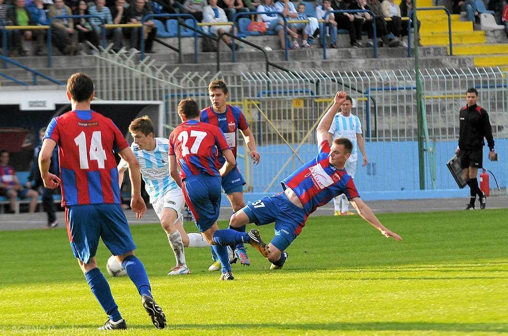 Stomil - Polonia Bytom 0:0