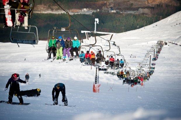 Soczi kusi narciarzy nowoczesną infrastrukturą