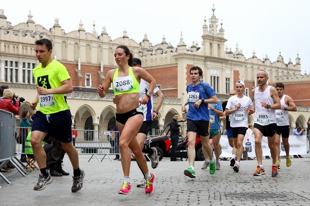 13. Cracovia Maraton odbędzie się pod hasłem