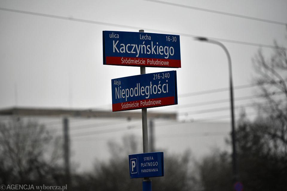 Wojewódzki Sąd Administracyjny unieważnił dekomunizację 38 ulic w Warszawie