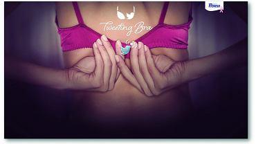 Tweeting Bra