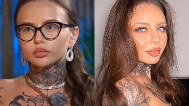 """""""Hotel Paradise"""". Klaudia Launo pokazała, jak wyglądała w wieku 17 lat. Wtedy nie miała tylu tatuaży. Jest nie do poznania"""