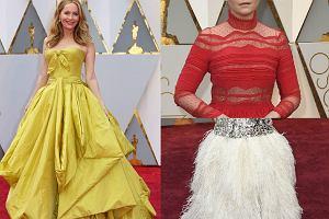 Oscary 2017 przeszły już do historii. Największą wpadką było oczywiście wręczenie statuetki dla Najlepszego Filmu niewłaściwemu zwycięzcy, ale również niektórzy styliści nie wywiązali się ze swoich zadań. Zobaczcie, które gwiazdy postanowiliśmy umieścić na liście najgorzej ubranych.