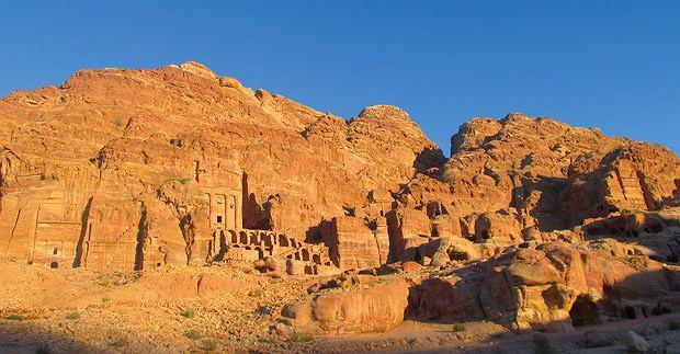 podróże, azja, Życie pustyni: podróż do Jordanii, Petra