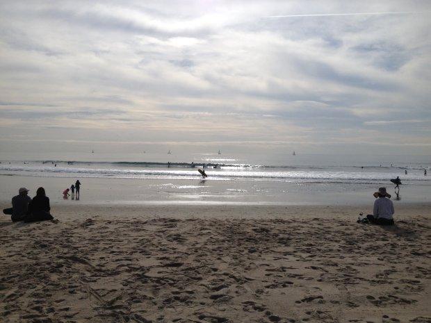 Plaża w Los Angeles