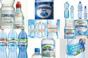 Myślisz, że pijesz polską wodę? Mylisz się. Zobacz, jakie zagraniczne koncerny stoją za znanymi wodami mineralnymi