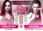 Znamy ostatni pojedynek podczas gali Ladies Fight Night