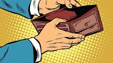 Dzięki upadłości konsumenckiej dłużnik może liczyć na umorzenie części lub całości zobowiązań