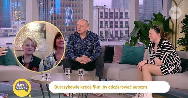 Paweł i Olimpia Burczykowie nakręcą film fabularny o córce z autyzmem