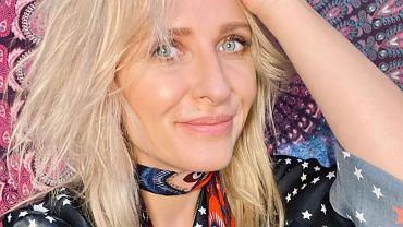 Fryzjer Gwiazd zmienił kolor włosów Patrycji Markowskiej