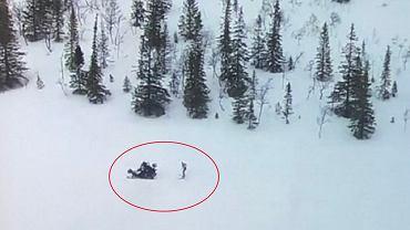 Kontrowersje w biegu narciarskim