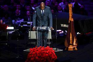 Shaquille O'Neal na pożegnaniu Kobego Bryanta rozbawił wszystkich anegdotą