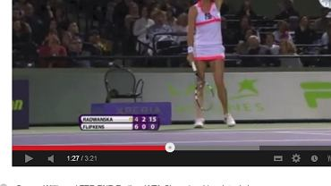 Nominacje WTA