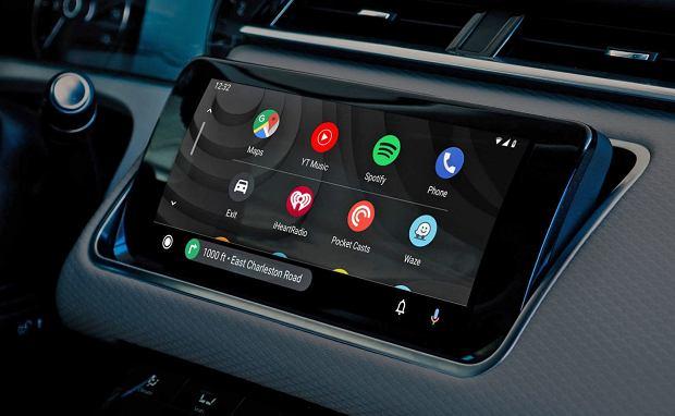 Najnowsza odsłona Android Auto