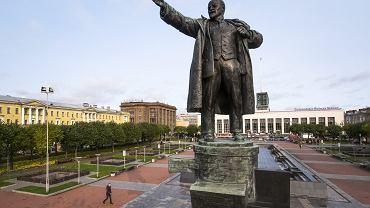 Włodzimierz Lenin w 100. rocznicę rewolucji październikowej