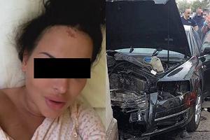 Monika G. komentuje swój wypadek