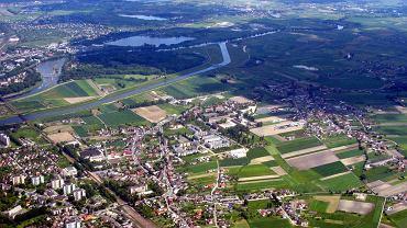 Raport Głównego Urzędu Statystycznego: Polska 'urosła' o 1643 hektary