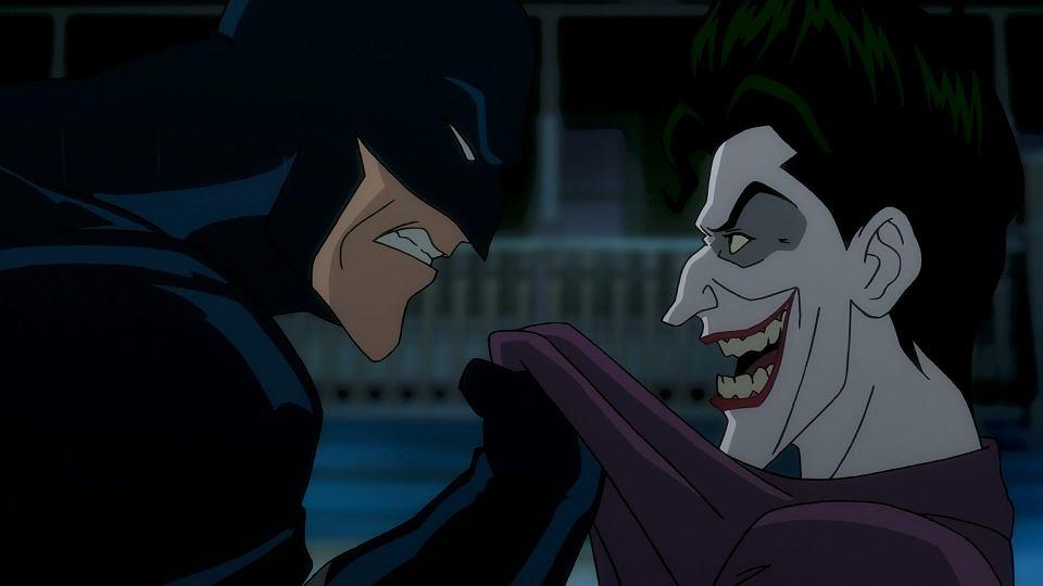 Batman Zabojczy zart Warner
