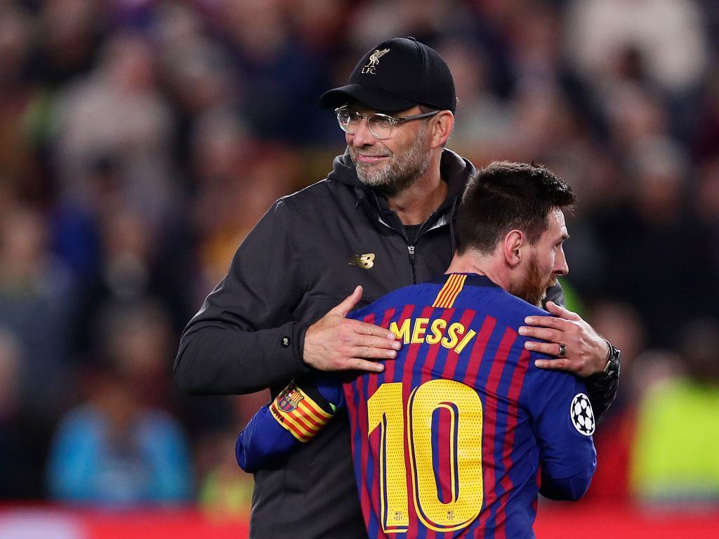 Juergen Klopp o szansach Liverpoolu przed meczem z Barceloną