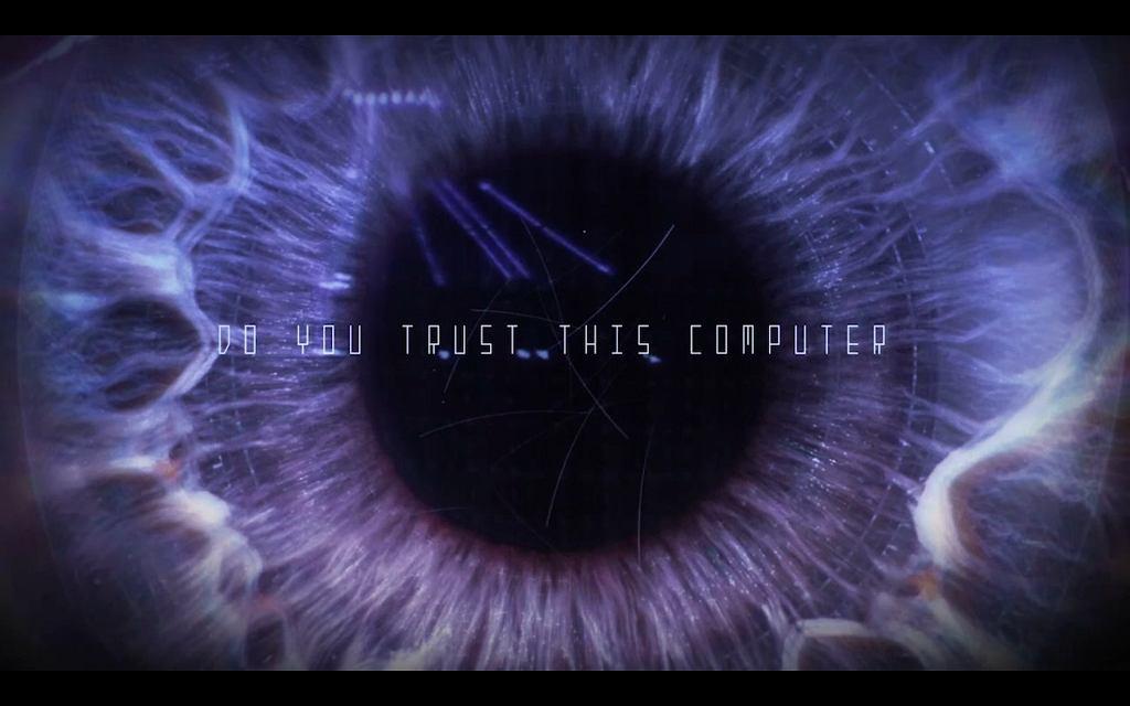 Kadr z filmu ' Czy ufasz temu komputerowi ' . 16. Festiwal Filmowy Millennium Docs Against Gravity / AGAINST GRAVITY / AGAINST GRAVITY