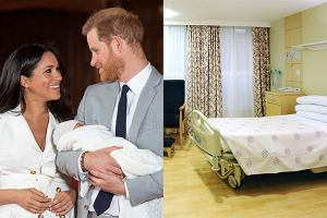Meghan Markle, książę Harry, The Portland Hospital