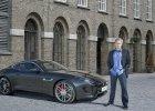 José Mourinho ma nowy samochód, coupe o mocy 550 KM!