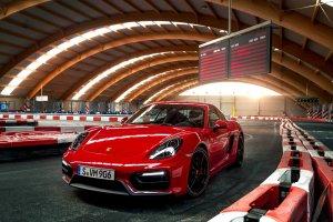 Wideo | Porsche Cayman GTS