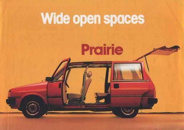 Nissan Prairie (1982)