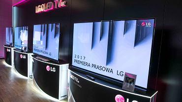 Telewizory OLED od LG na 2017 rok