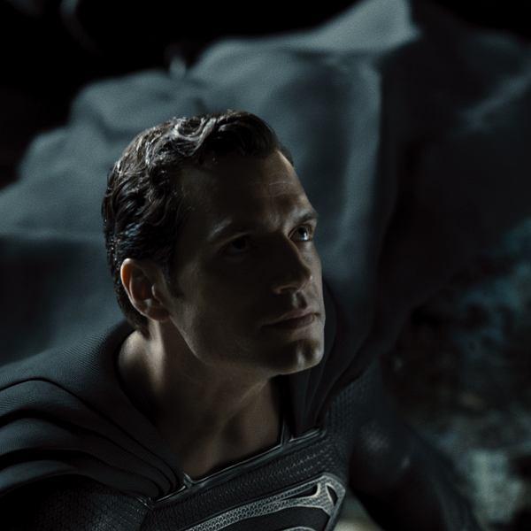 Henry Cavill jako Superman w filmie 'Liga Sprawiedliwości Zacka Snydera'