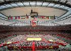 Siatkówka. Final Six Ligi Światowej na stadionie piłkarskim