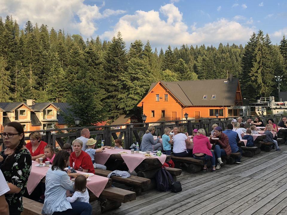 Family Camp w Beskidach