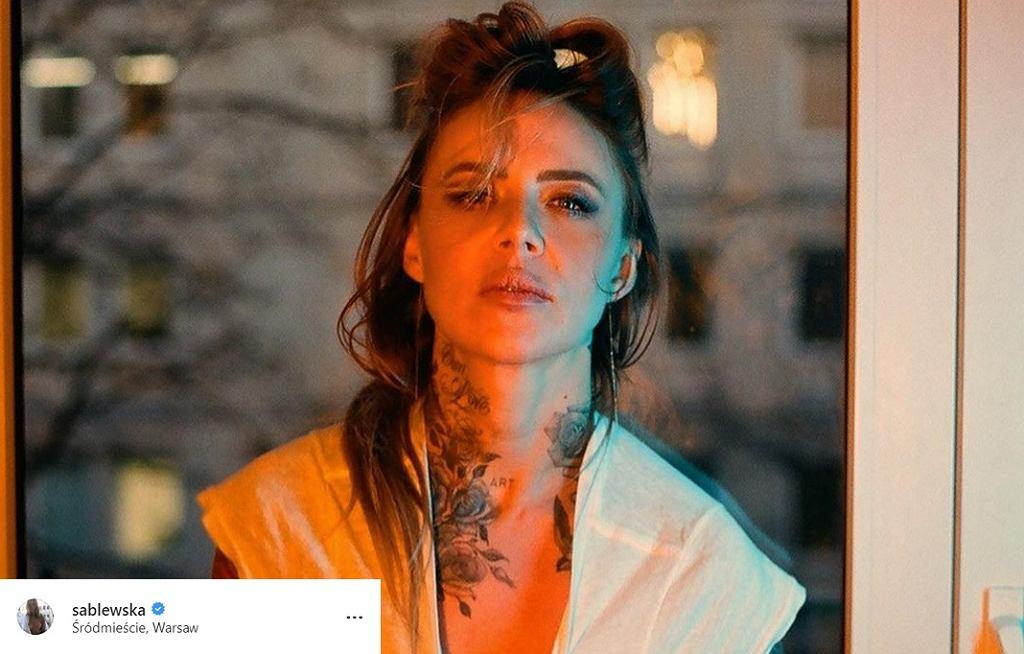 Maja Sablewska świętuje 40. urodziny