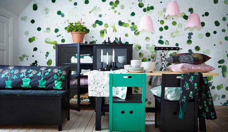Limitowana kolekcja SÄLLSKAP, IKEA