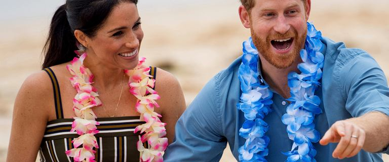 """Meghan Markle i książę Harry wreszcie razem w mediach. """"Będziemy niewygodni"""""""