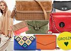 Małe torebki - ponad 90 propozycji!