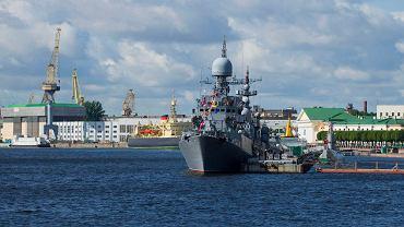 Zelenodolsk, okręt rosyjskiej Floty Bałtyckiej