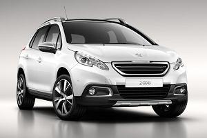 Peugeot 2008 - oficjalne zdjęcia