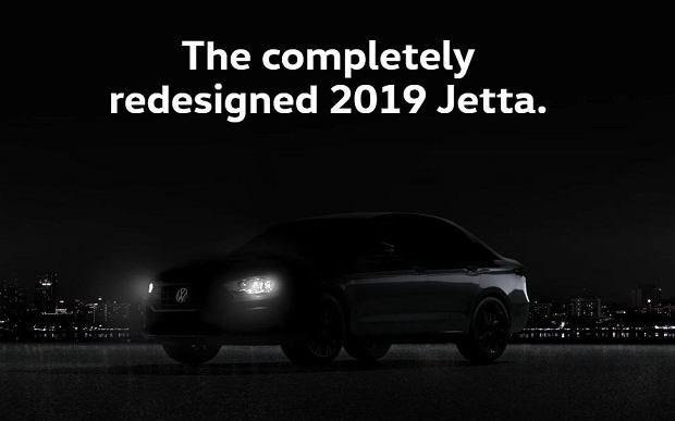Volkswagen Jetta teaser