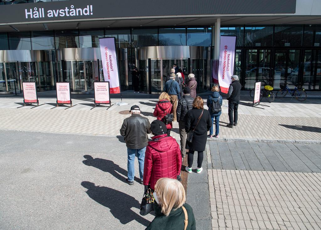 Epidemia COVID w Szwecji