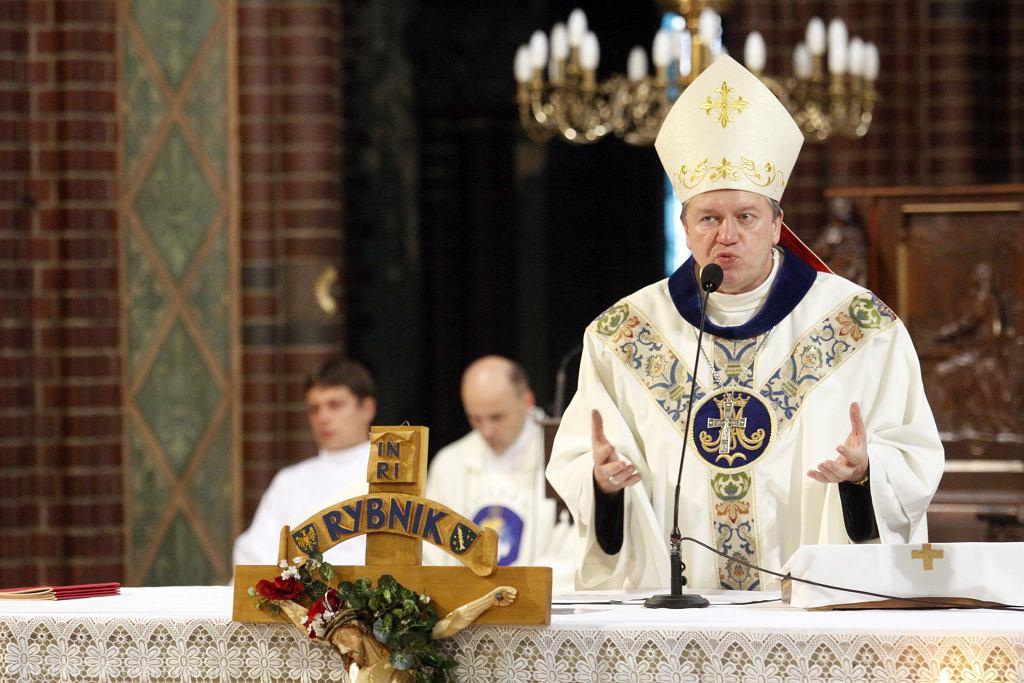 Biskup Józef Kupny