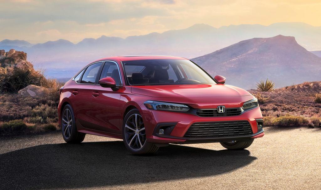 Nowa Honda Civic sedan