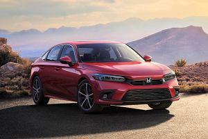 Tak wygląda nowy Civic. Honda pokazała pierwsze zdjęcie