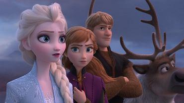 W filmie 'Kraina lodu 2' nie zabraknie ulubionych bohaterów