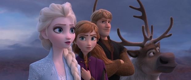 """""""Kraina lodu 2"""" - zwiastun drugiej części. Anna i Elsa wyruszają w podróż"""