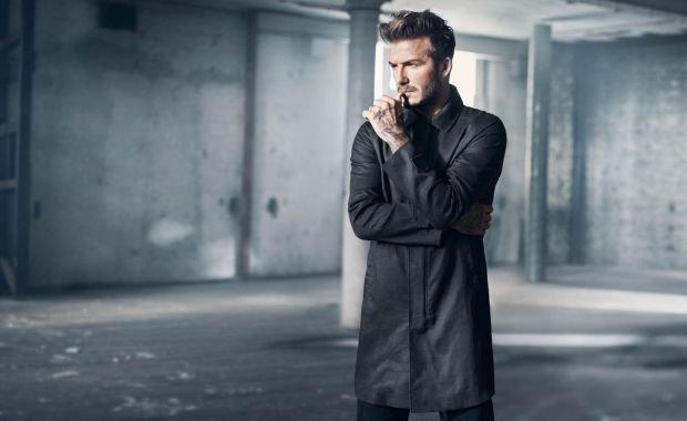 David Beckham dla H&M - radzi o podstawach męskiej mody