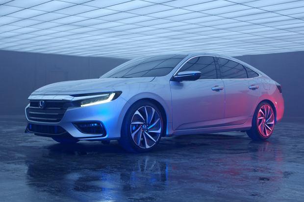 Nowa Honda Insight już w drodze. Zadebiutuje w Detroit