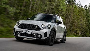 MINI Countryman po faceliftingu