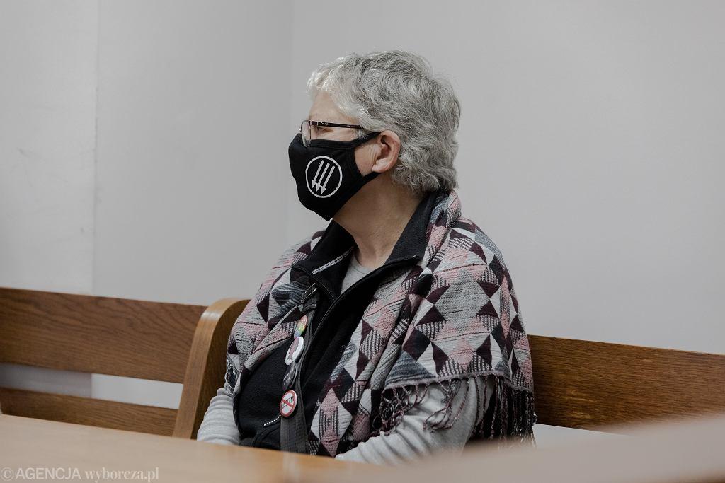 Babcia Kasia stanęła przed sądem. Została uniewinniona