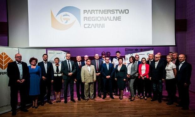 Partnerstwo Regionalne Czarni Radom. Projekt zyskał nowych zwolenników